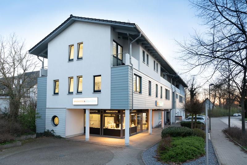 Brillen-Studio Eidinghausen · Ihr Optiker in Bad Oeynhausen · Laden